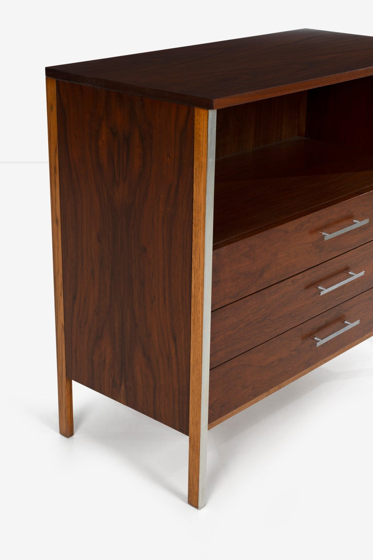 Pair of Paul McCobb for Calvin Dressers In Good Condition For Sale In Chicago, IL