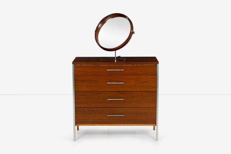 Pair of Paul McCobb for Calvin Dressers For Sale 1