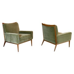 Pair of Paul McCobb Lounge Chairs for Calvin, 1950s