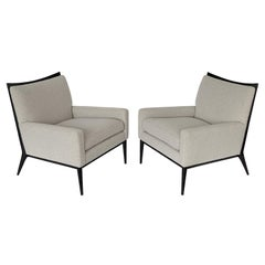 Pair of Paul McCobb Lounge Chairs for Directional