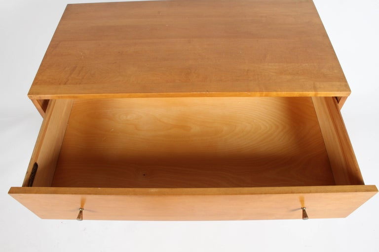 Pair of Paul McCobb Planner Group Three-Drawer Chest For Sale 2
