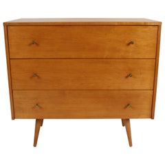 Pair of Paul McCobb Planner Group Three-Drawer Chest