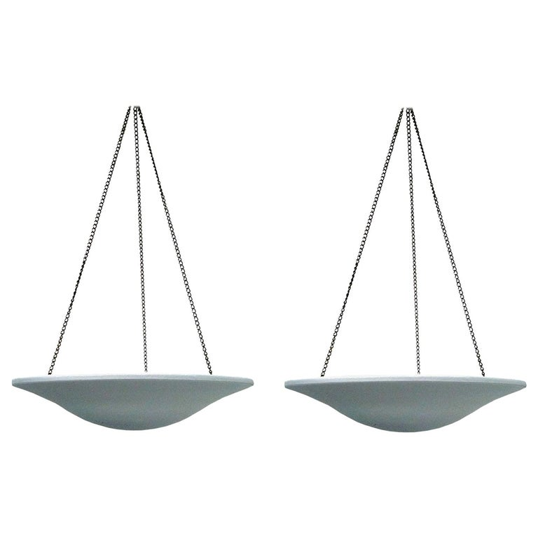 Pair of Pendant Lights For Sale
