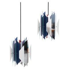 Pair of Pendants by Simon Henningsen