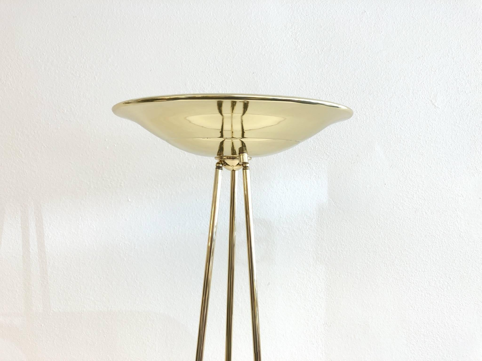 how to clean brass lighting fixtures