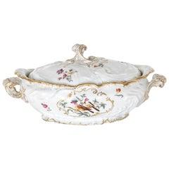 Pair of Porcelain Limoges Tureens