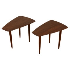 """Pair of """"Prelude"""" Side Tables by Ace Hi"""
