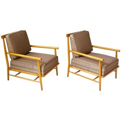 Pair of Rare Paul McCobb Predictor Group Lounge Chairs by O'Hearn, 1951-1955