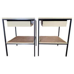Pair of Re: 392 Bedside Tables
