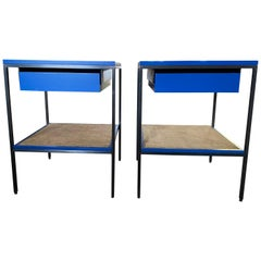 Pair of Re 392 Bedside Tables