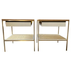 Pair of Re:392 Bedside Tables