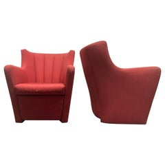 Pair of Redele Lounge Chairs by Gerrit Rietveld for Cassina