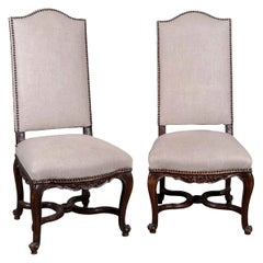 Pair of Regence Side Chairs