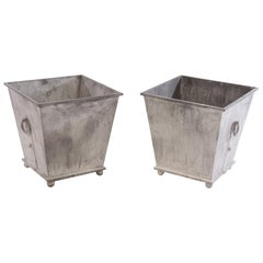 Pair of Regency Style Planters