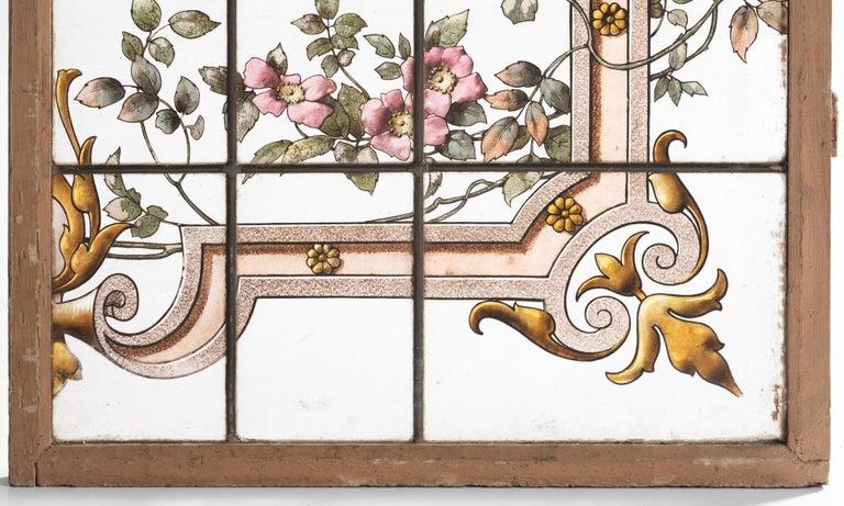20th Century Pair of Renaissance Revival Shutters, France, circa 1900 For Sale