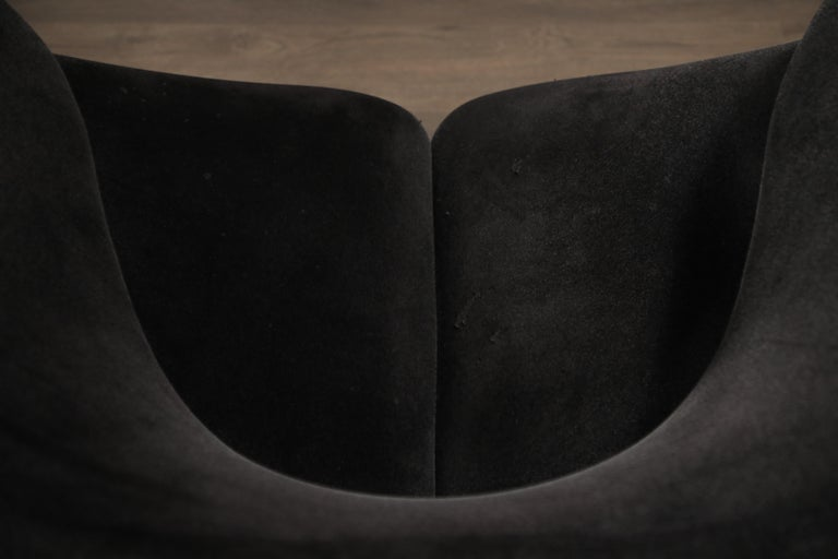 Pair of Ribbon Chairs by Pierre Paulin for Artifort, Netherlands, circa 1966 For Sale 10
