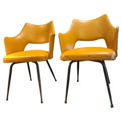 Pair of RIMA Design Armchairs Made in Italy