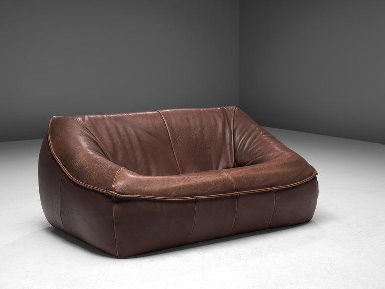 Dutch Pair of 'Ringo' Sofa's by Gerard Van Den Berg for Montis