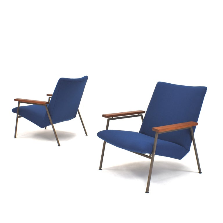 Surprising Pair Of Rob Parry Lounge Armchairs With New Kvadrat Upholstery Circa 1950 Pdpeps Interior Chair Design Pdpepsorg