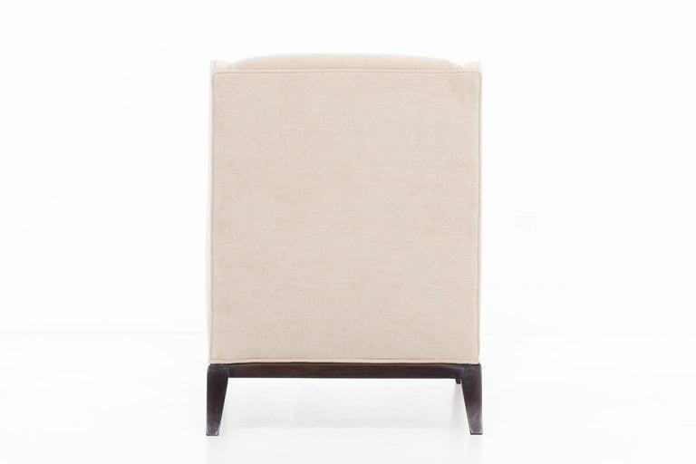 Pair of Robsjohn-Gibbings Chaise Longues For Sale 3