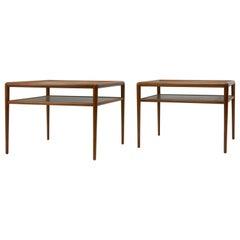 Pair of Robsjohn Gibbings Cocktail Tables for Widdicomb