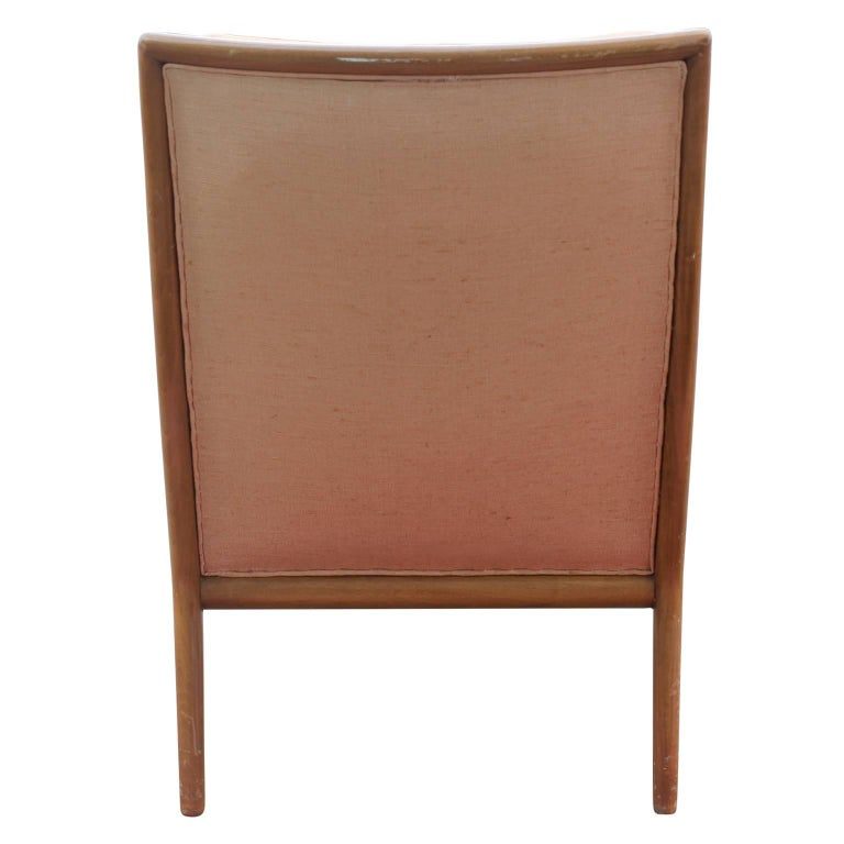 Pair of Robsjohn-Gibbings for Widdicomb Lounge Chairs In Good Condition For Sale In Houston, TX