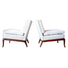 Pair of Robsjohn-Gibbings for Widdicomb Lounge Chairs