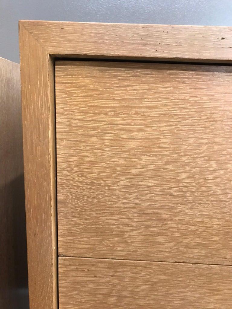 Pair of Robsjohn Gibbings Mid-Century Modern Dressers Chest of Drawers For Sale 5