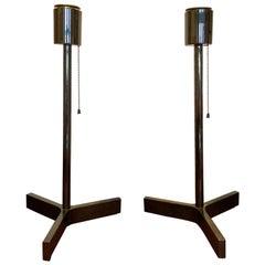Pair of Roger Fatus Table Lamps for Disderot