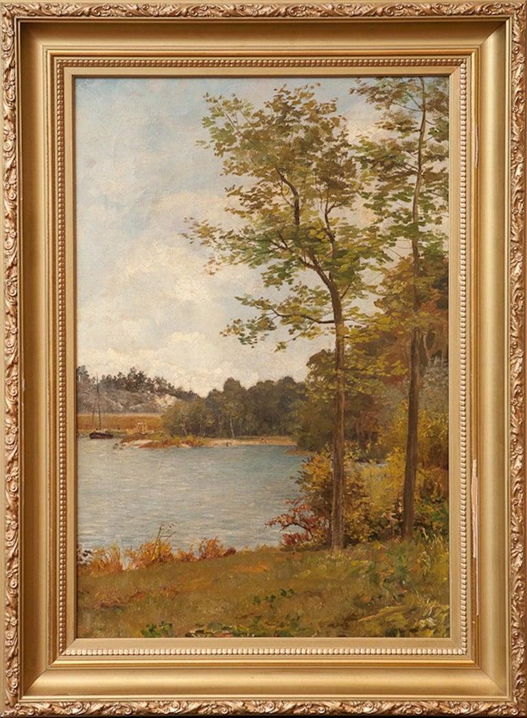 Pair of Romantic Paintings