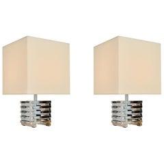Pair of Romeo Rega Table Lamps