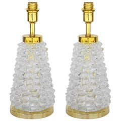 Pair of Rostrato Table Lamps by Fabio Ltd