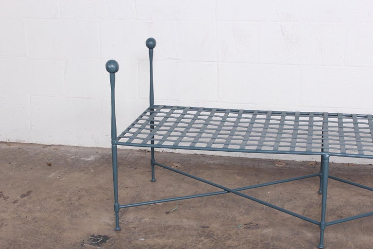 Pair of Salterini Benches For Sale 1