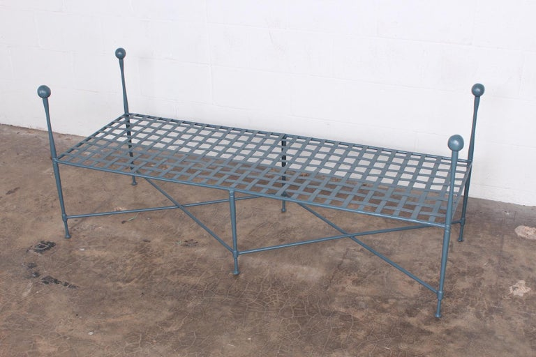 Pair of Salterini Benches For Sale 2