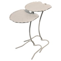 Pair of Salterini Nesting Lily Pad Tables, a Pair, 2 Pairs Available