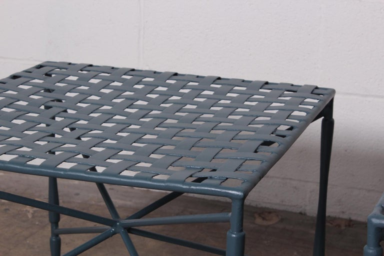 Pair of Salterini tables For Sale 1