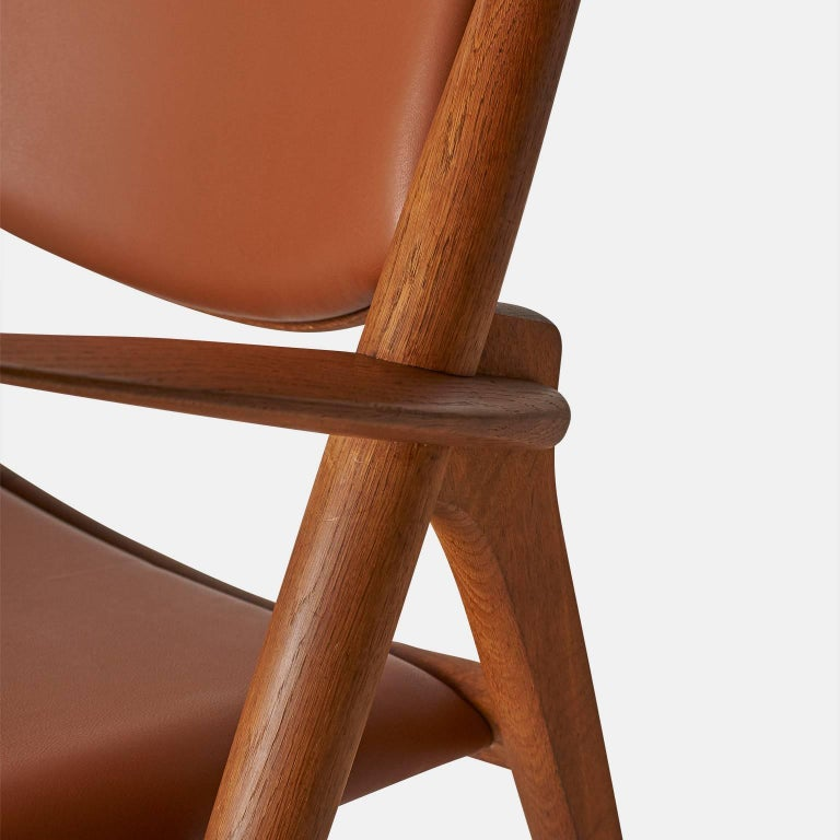 Mid-20th Century Pair of Sawbuck Chairs, Model CH-28 by Hans Wegner For Sale