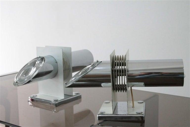 Pair of Sconces 1970s Stilkronen Design Oscar Torlasco For Sale 1