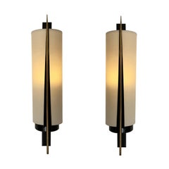 Pair of Sconces by Arlus, 1950