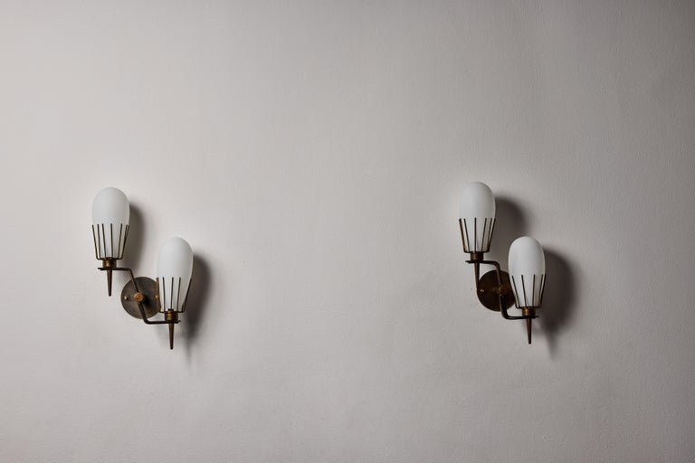 Pair of Sconces by Arredoluce 1