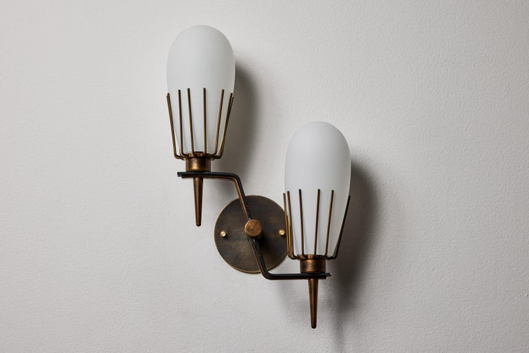 Pair of Sconces by Arredoluce 2