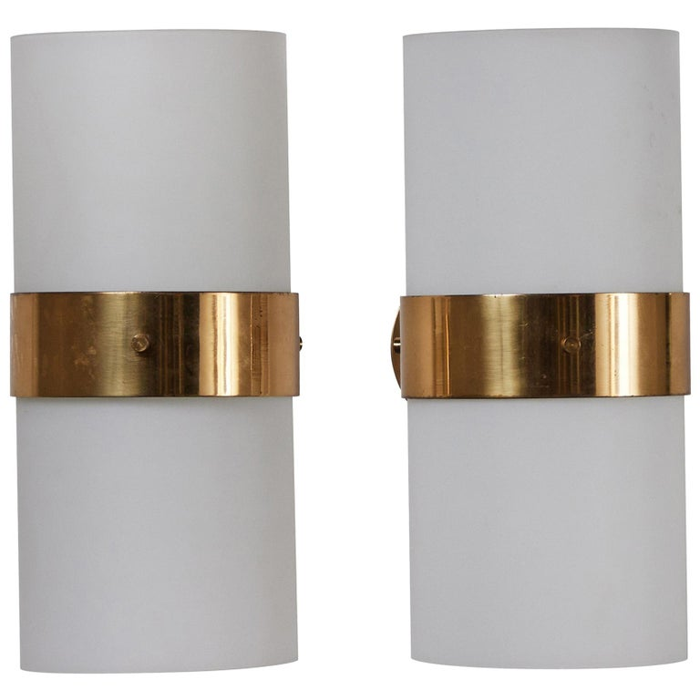 Pair of Sconces by Candle