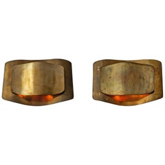 Pair of Sconces by Dada Industrial Design
