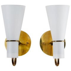Pair of Sconces by Hans Bergström