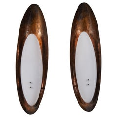 Pair of Sconces by Reggiani