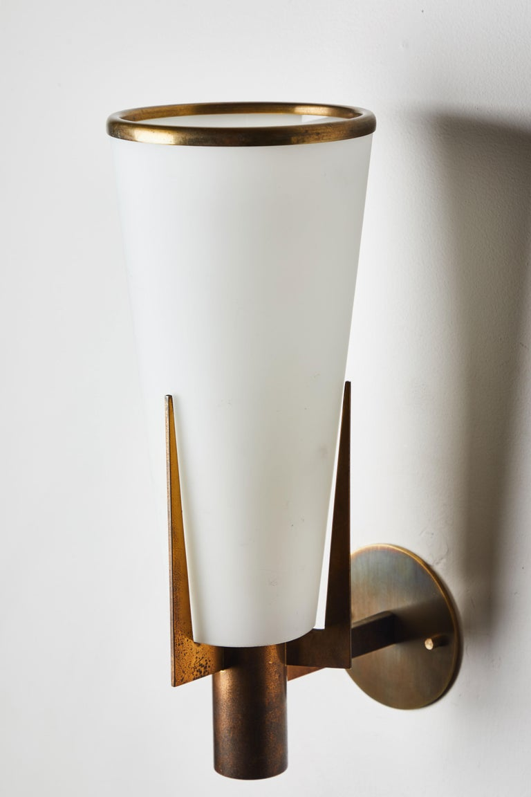 Pair of Sconces by Stilnovo For Sale 3