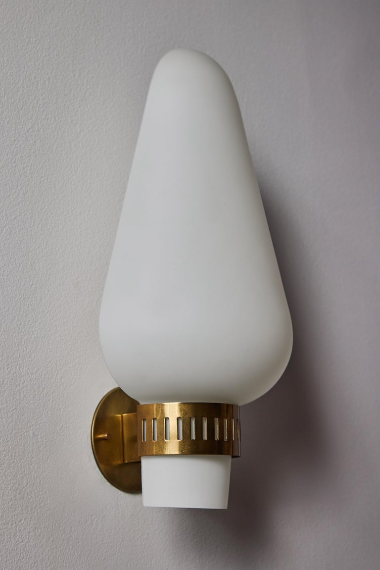 Pair of Sconces by Stilnovo For Sale 5