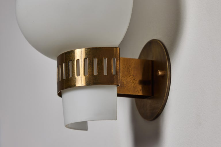 Pair of Sconces by Stilnovo For Sale 6