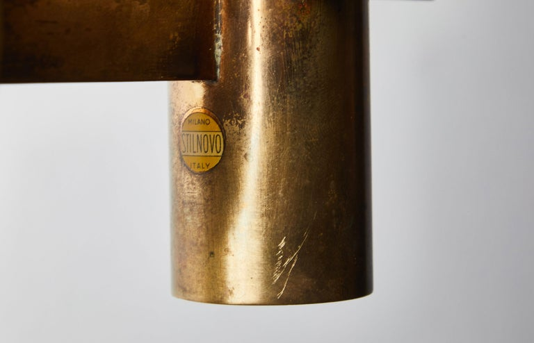 Pair of Sconces by Stilnovo For Sale 8