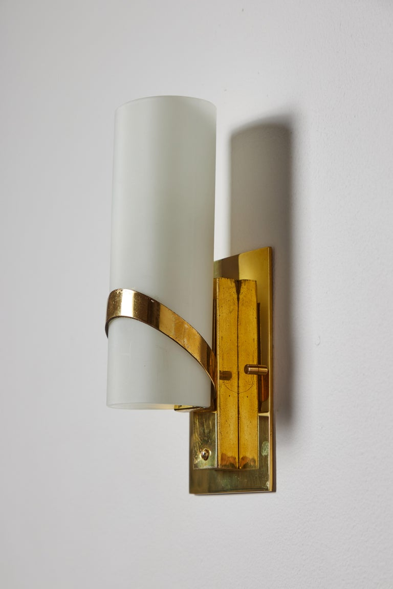 Pair of Sconces by Stilnovo For Sale 1